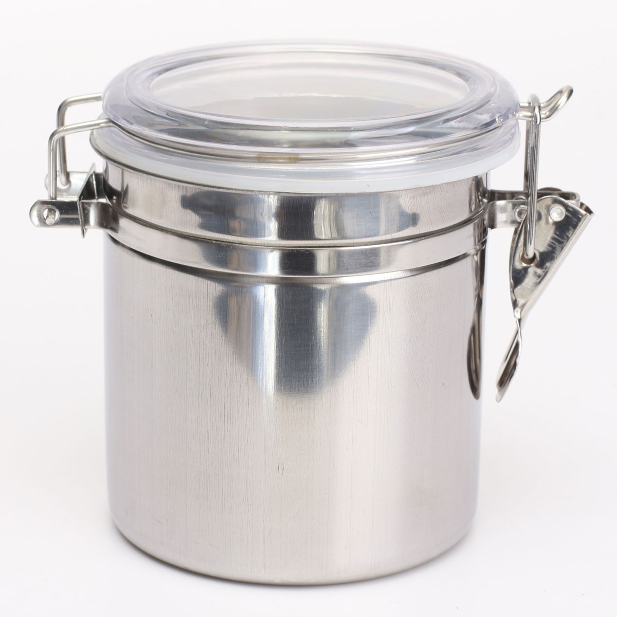 Kitchen Container Bo 4 Size Metal Storage Food Bottles Sugar Tea Coffee Beans Canisters Snack Cans Tools In Bins From Home Garden On
