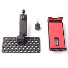 Mount Hanger Holder Bracket Foldable Phone Tablet Remote Con
