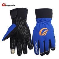 Motorcycle Gloves Waterproof Gants Moto Guantes Motorbike Gloves Waterproof Moto Glove BLACK