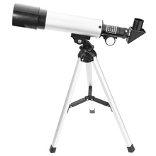 Cheap price F36050M Outdoor Monocular Space Astronomical Landscape Lens with Portable Tripod 360/50mm Telescopic Telescope for Beginners