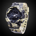 Montre Homme Relógio Masculino Сигнализация День Дата Многофункциональный Цифровые Часы Повседневная Кварцевые Часы Мужчины Спортивные Часы Военные Часы