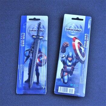 Брелок меч Марвел и DS Comics в ассортименте