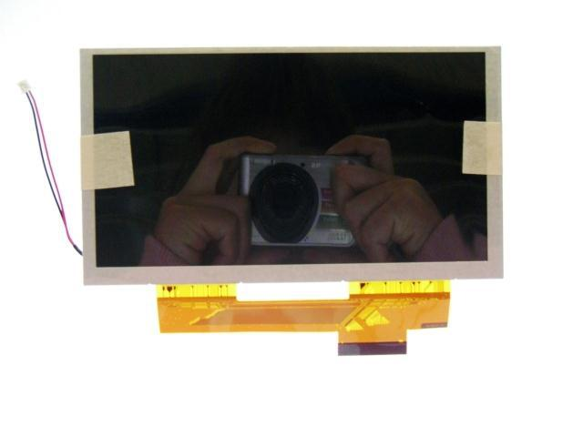 Au a 6.1 auo lcd screen a061vw01 car dvd screen bright hd радиатор биметаллический oasis 6 секций 500 100