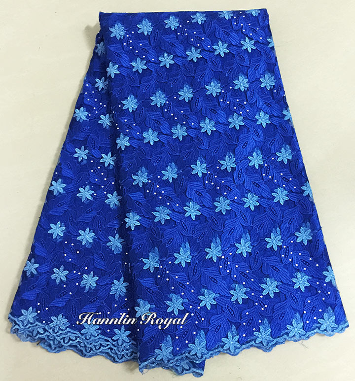 Good feeling soft Blue African tulle lace french lace fabric with lots of stones very neat embroideryGood feeling soft Blue African tulle lace french lace fabric with lots of stones very neat embroidery