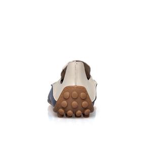 Image 5 - PUPUDA موضة أحذية من الجلد للرجال جديد الانزلاق على المتسكعون حجم كبير 47 أحذية قيادة عادية واسعة 2019 حذاء رسمي حذاء رياضة الذكور