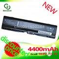 Golooloo 4400 mah para hp para compaq 411462-421 411463-251 417066-001 ev088aa ev089aa ex941aa hstnn-db32