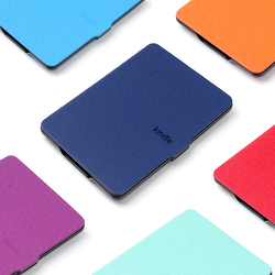 Slim Magnetic Smart Cover Case For Amazon Kindle Paperwhite 2015 2017 Ultra Slim Case For Amazon Kindle Paperwhite 3 Case