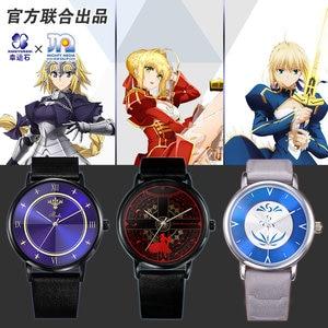 Image 1 - [Fate Apocrypha] аниме часы, современный, Jeanne альтер из новеллы, Fate, правитель, Сабер, Рин, эмия, Fate Grand Order FGO, косплей, фигурка, подарок