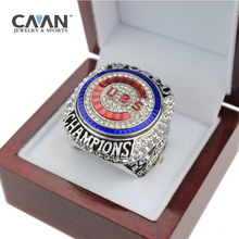 New Official of the 2016 Chicago CUBS World Series Championship Ring Bryant and Zobrist For Fan Gift Size 10 11 12