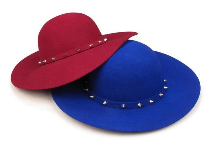 Chapeau en feutre souple