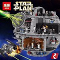 Factory sales 2017 Lepin 05063 4016pcs New Star War Force Waken UCS Death Star Building Blocks Bricks Boy Toys Clone 75159