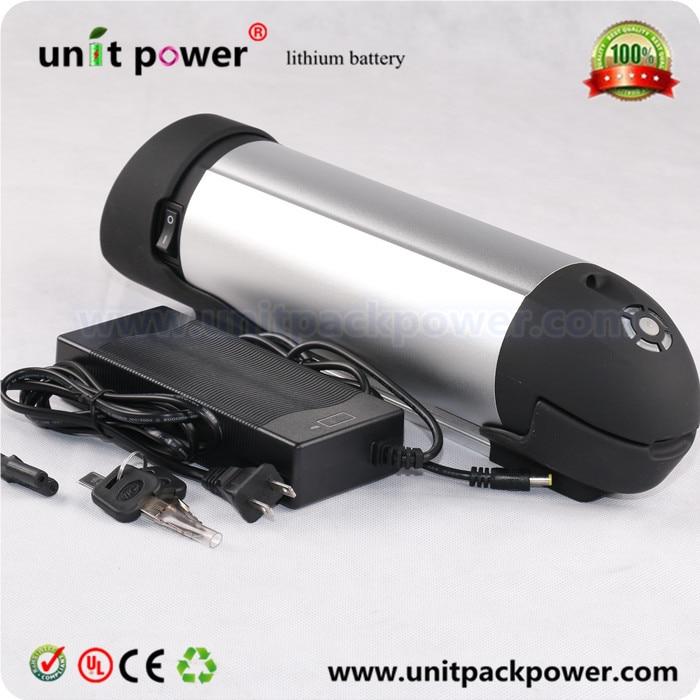 Good quality 36v bottle battery with controller box for electric bike battery 36v 9ah li-ion battery pcu ipl power controller with good quality
