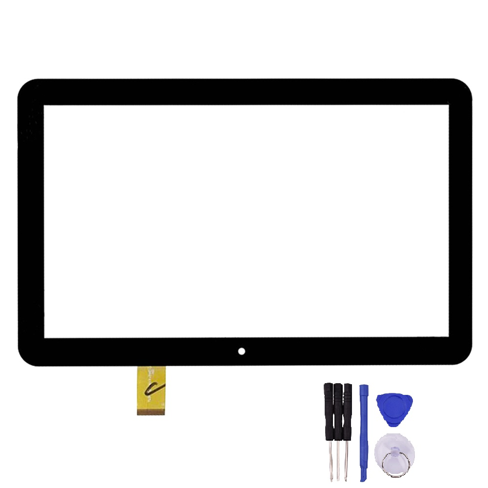 10.1 inch Touch Screen for  Optima 10.4 3G TT1004PG Tablet Digitizer Sensor Replacement Free Shipping 9inch tablet hn 0926a1 pg fpc080 hn 0926a1 fpc080 external screen touch screen noting size and color