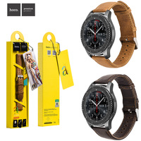 Original HOCO Duke Genuine Strap For Samsung Galaxy Gear S3 Frontier Band Bracelet For Samsug Gear