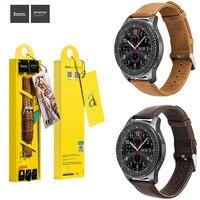 Original HOCO Duke Genuine Strap For Samsung Galaxy Gear S3 Frontier Band Bracelet For Samsug Gear