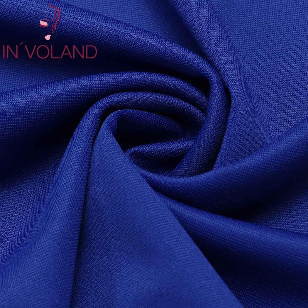 IN'VOLAND női rövid szoknya nyár plusz méretű szilárd krisztus - Női ruházat - Fénykép 6