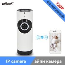 ieGeek HD P2P MINI WIFI Security IP Camera Baby Monitor Wireless Fisheye Surveillance CCTV Camera 720P