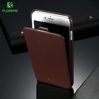Elegant Deluxe Cowhide Genuine Leather Flip Case For Apple IPhone4 4S 5 5S Luxury Retro Cover