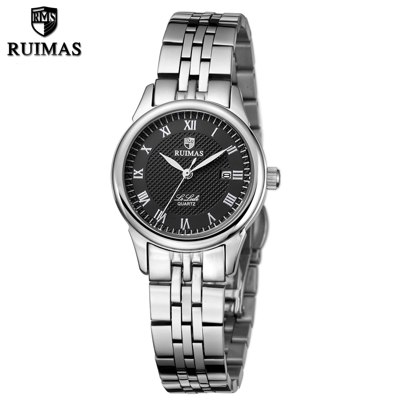 RUIMAS Fashion Quartz Women Watches Top Brand Luxury Ladies Watch Relogio Feminino Reloj Mujer Wristwatch for Girl  ruimas original ladies watch top brand luxury quartz women watches reloj mujer montre femme for female relogio feminino