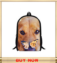 dog butterfly bag