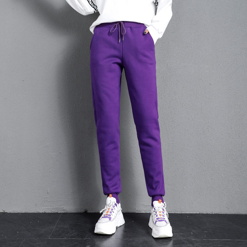 2 La 1 De Long 1 Agneaux black D'hiver Pantalons 1 wine Coton 5xl gray Femmes C5148 purple Taille 2 1 Survêtement Harem Pantalon Red Épais Plus 2 2 Laine gray Velours Haute red purple Style d7wxAOdR