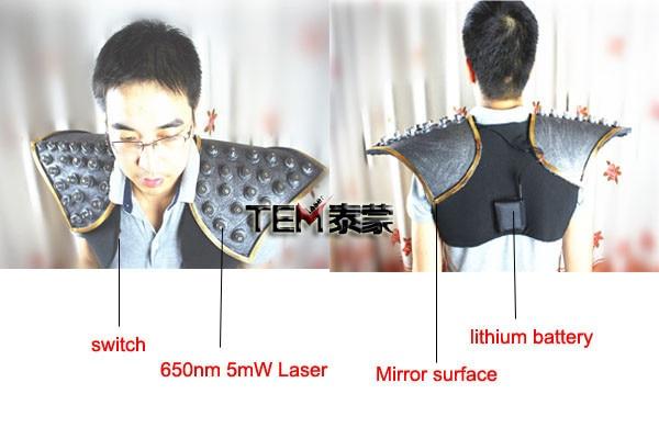 Еркін тасымалдау Red Laser Suit, LED Vest, Laser Show - Мерекелік және кешкі заттар - фото 2