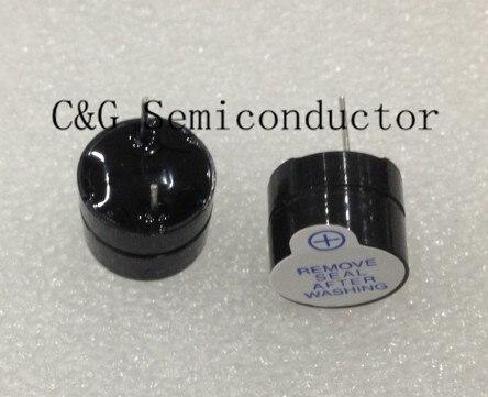 10 piezas electromagnética timbre 5 V 5 V zumbador activo (diodo 3 V 12 V