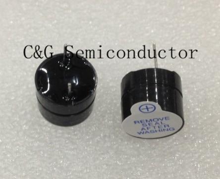 10 unids electromagnética timbre 5 V 5 V zumbador activo (diodo 3 V 12 V