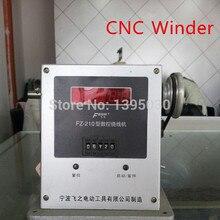 1 шт. FZ-210 CNC электронный обмоточный станок электронный намоточный механизм электронный обмоточный станок диаметр 0,03-0,35 мм