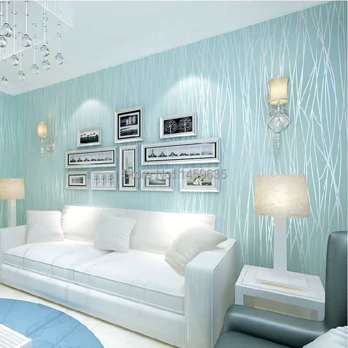 Book 3d non woven wallpaper natural eco friendly bedroom for Bedroom wall images