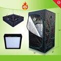 MarsII 900 Led Grow Lighting +100*100*200CM 100% Reflective Mylar Hydroponics Indoor Grow Tent Non-toxic Hut
