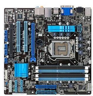 P8H67-M PRO LGA 1155 DDR3 for I3 I5 I7 cpu 32GB USB3.0 H67 Desktop motherboard