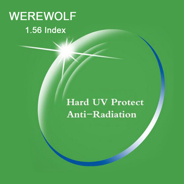 cbe4e39dd0 1.56 Index Ultra Thin CR-39 Aspheric Optical Prescription Lens Myopia  Reading Glasses UV Protection