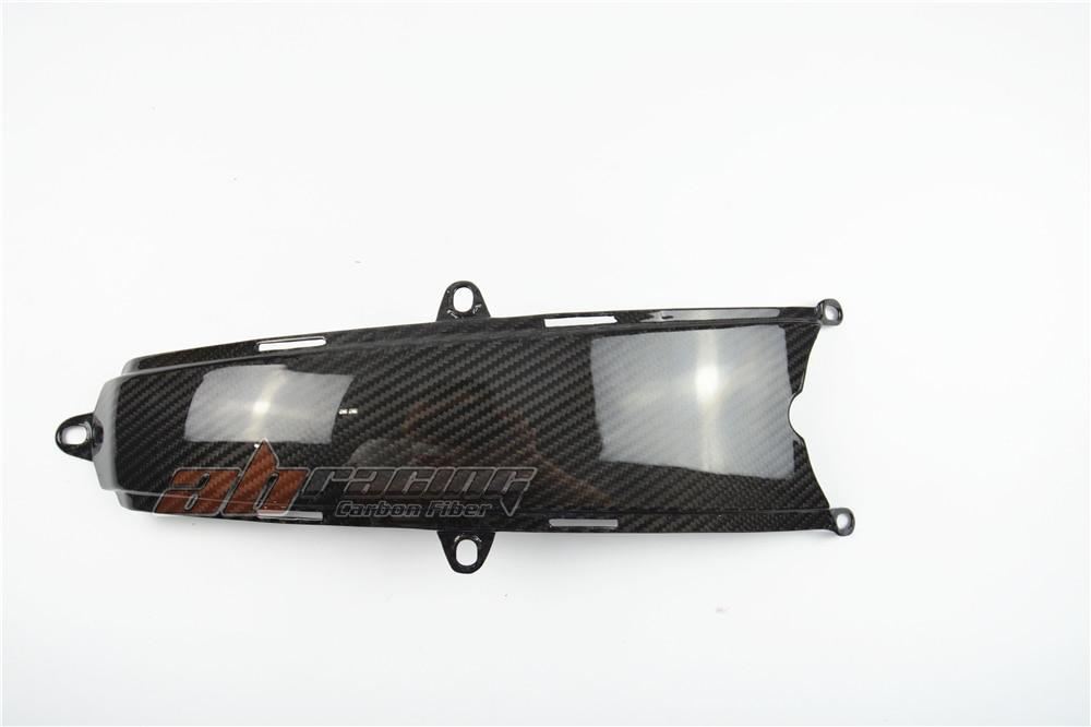 Танк Pad Обложка для Ducati Monster 696 795 796 1100 полный углеродного волокна 100%