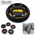 EPC-YA002 Motorcycle TMAX Engine Stator Cover CNC  Engine Protective Cover Protector For Yamaha T-max 530 12-15 MAX 500 08-11