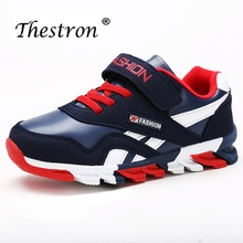 Thestron Running Boy Children Shoes Luxury Brand Warm Kids Sneakers Comfortable For Boys Sport