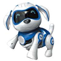 2019 Kid Toys Intelligent Early Education Smart Robot Dog with Music Touch Sensitive Avoid Obstacles Cute Puppy for Baby Gift