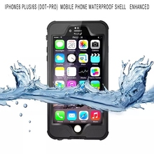 Slim Hard Waterproof Case Cover For iPhone 6 6S 4 7 Plus 5 5 Life Durable
