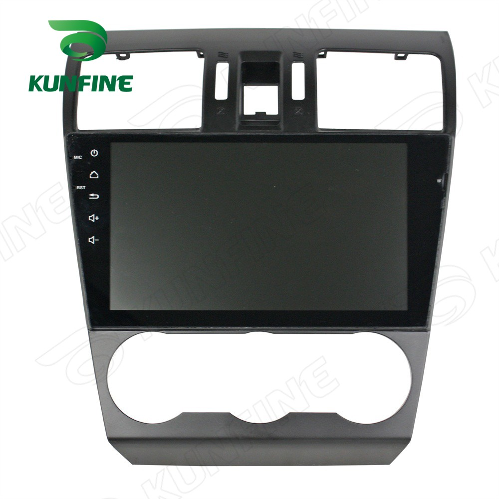 Car dvd GPS Navigation player for Subaru Forester 2014 A