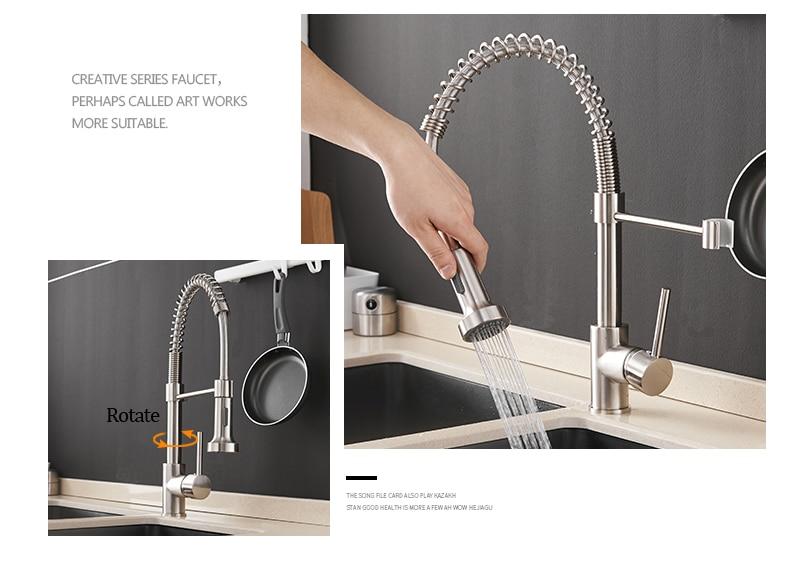 Kitchen faucet (5)