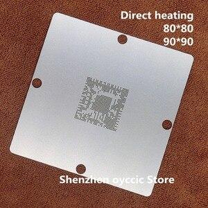 Image 1 - مباشرة التدفئة 80*80 90*90 LGE2122 LGE2122 BTAH بغا استنسل قالب