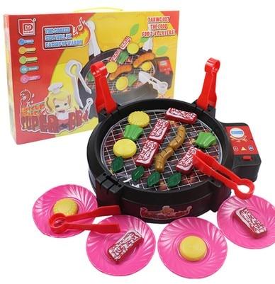 Grill Grill Kuchnia Gotowanie Zabawki Udawaj Zagraj Gry Dla Dzieci W