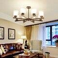 Современные светодиодные люстры для гостиной  потолочные подвесные светильники  подвесные светильники для столовой  подвесные светильник...
