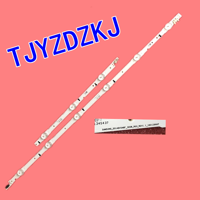 Original For Samsung UA48J5088AC Backlight Strip UE48H6400 Ue48h6500 Light Bar UE48H6470 2014SVS48F