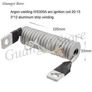 Image 1 - Высокочастотный дуговой стартер WS TIG 300A 315, индукционная катушка, дуговой стартер для инвертора, аргоновая дуговая сварочная машина