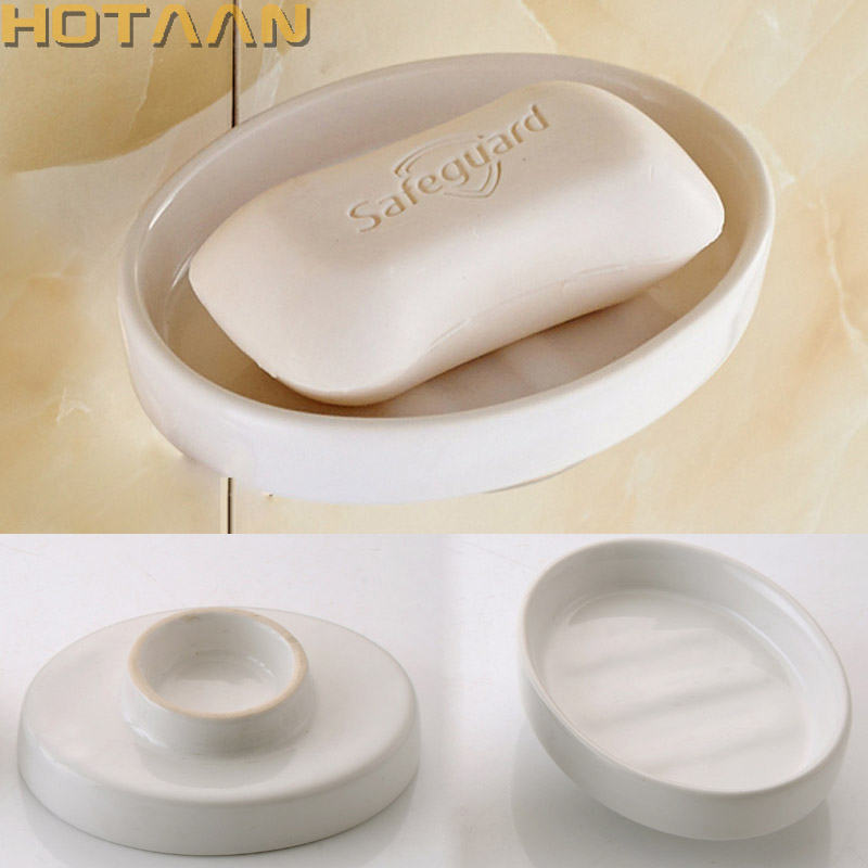 Ceramic Bathroom Accessories Soap Dishes/ Soap Holder/Soap Case Home Decoration Useful For Bath YT-7102