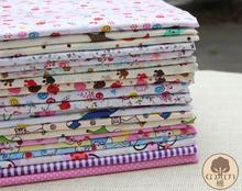Wholesale 24 colour Baby pastoral floral printed fabrics cotton-fabricr,diy Pants Shirts fabric, Bedding cartoon,Width160CM,B123
