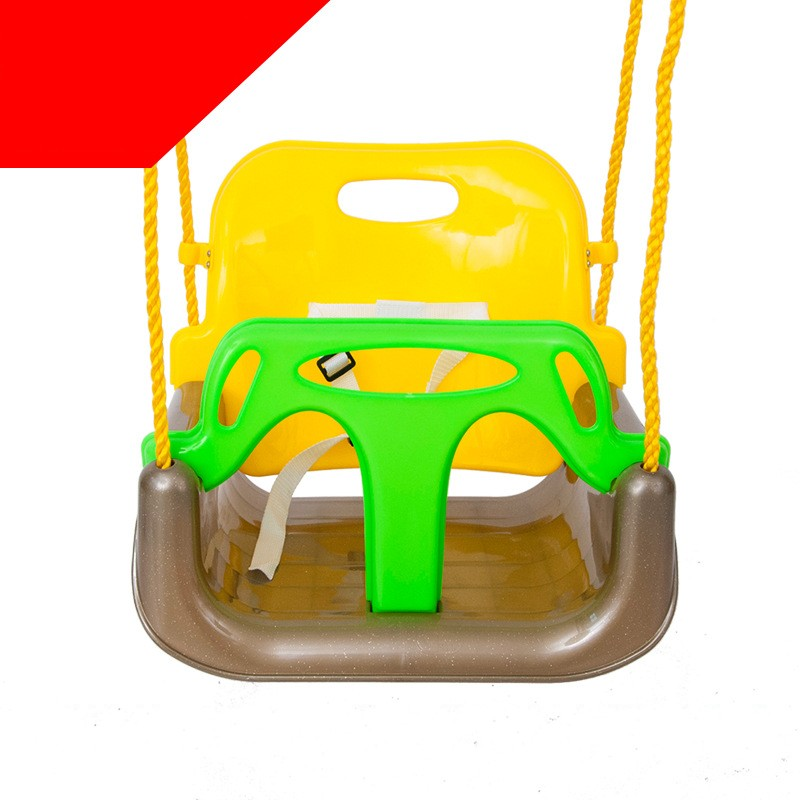 New Style 3 In 1 Baby Swings For Children Rocking Chair Outdoor Garden Park Safety Kids Baby Rocking Swings цены