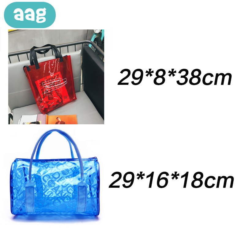 Image 5 - AAG Outdoor Baby Kids Beach Bag Waterproof Toys Storage Mom Travel Handbag Childrens Toys Beach Swimming Wash Fitness Bags 20Beach/Sand toys   -