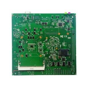 Image 2 - Tanie mini wsparcie płyty głównej Intel core i3 i5 i7 procesor wbudowana przemysłowa płyta główna z 4xSATA XP/Win7/Win10 płyta główna